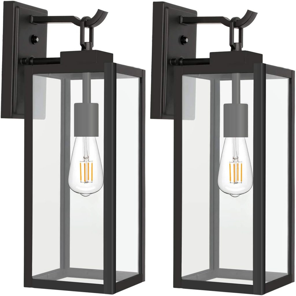 Outdoor Wall Solar Lanterns