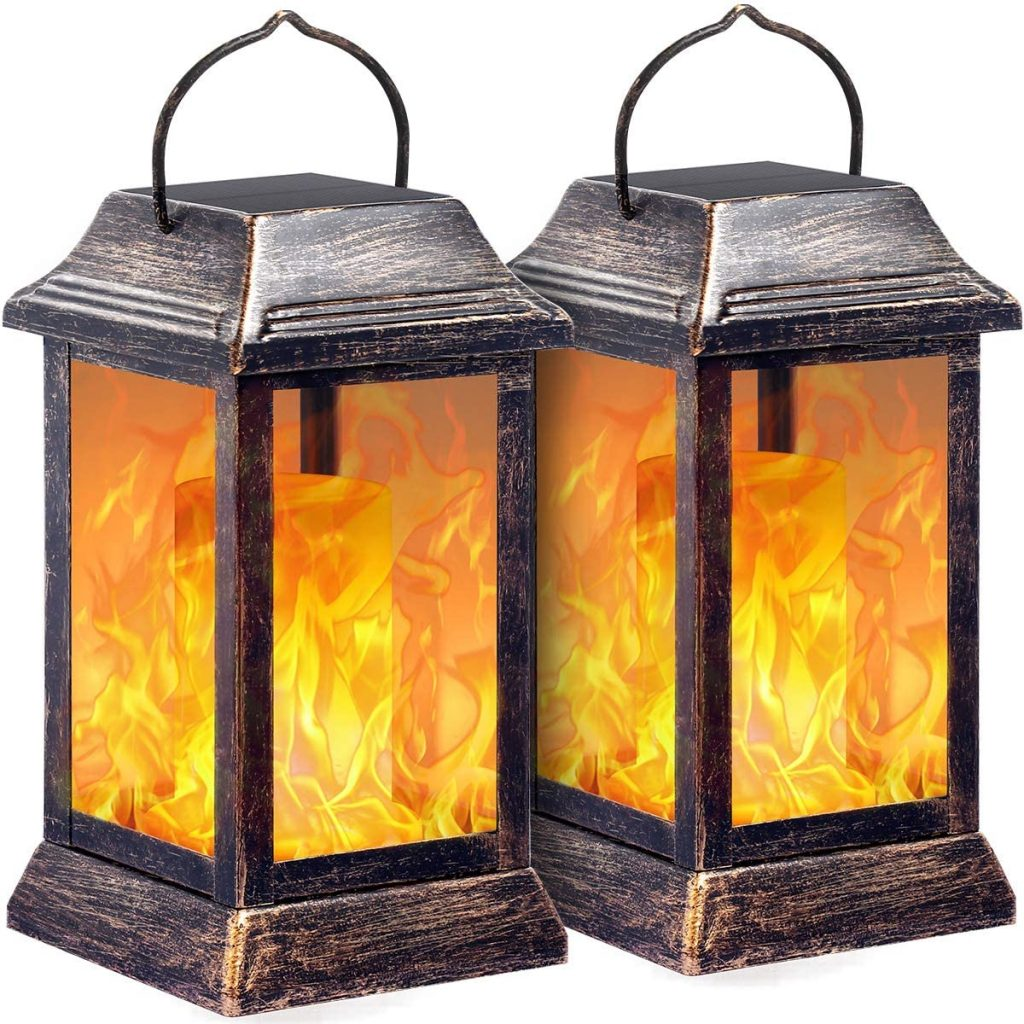 TomCare Solar Lights Solar Lanterns